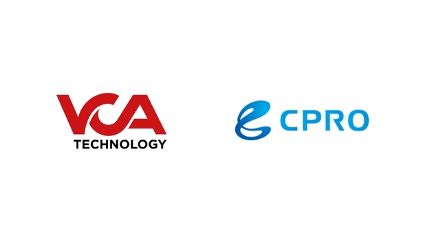 VCA Technology partners with CPRO to provide a range of analytics cameras to its customers