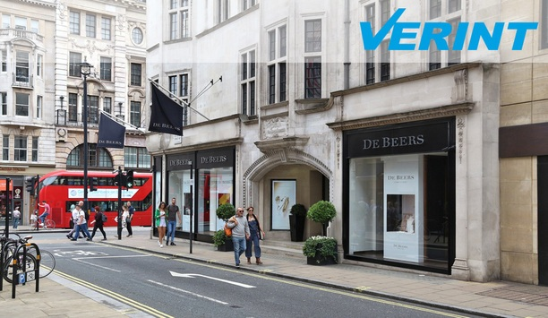 Verint Situational Intelligence Deployed On Bond Street, London For Faster Responses To Crime