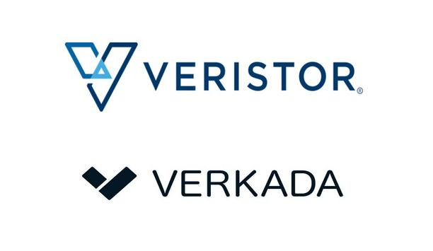 Veristor Partners With Verkada To Improve Physical Security With Secure, Reliable And Scalable Security Infrastructure