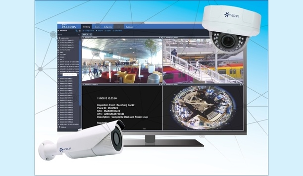 Vicon to exhibit latest video analytics, cameras and software at ISC West 2018