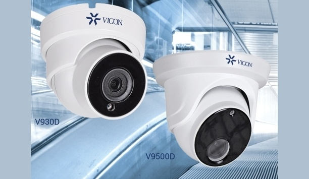 Vicon Turret Cameras For Retail And Hospitality Applications Are Now Shipping