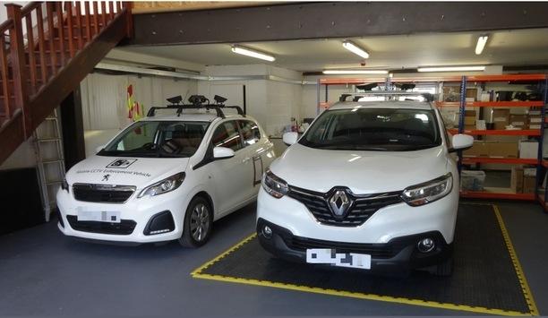Videalert offers refit service for Mobile Enforcement Vehicles at engineering hub in Trowbridge, UK