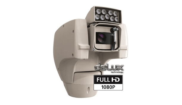 Videotec integrates ULISSE COMPACT with DELUX technology for day/night video surveillance