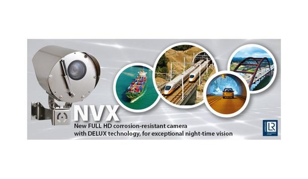 Videotec's NVX FULL HD Corrosion-Resistant Camera Supported With DELUX Technology For Exceptional Night Vision