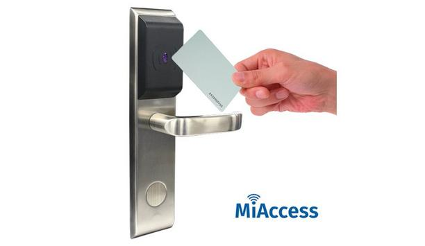 Videx Announces The Launch Of MiAccess HL1000-MF Access Control Range For Small To Mid-Sized Installation