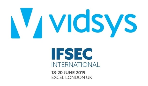 Converged Security Centre, in partnership with Vidsys, returns to IFSEC International 2019