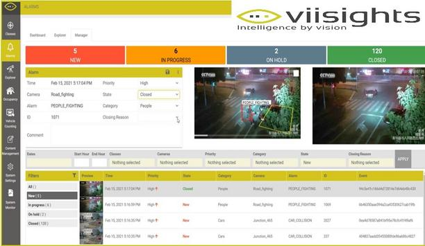 viisights and ReddWare Inc. partner to offer preconfigured video analytics and server solutions