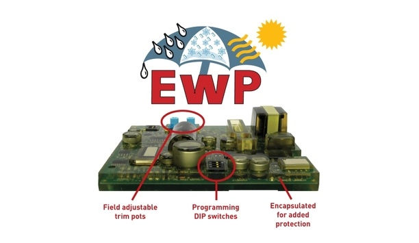 Viking Electronic's Enhanced Weather Protection shields electronics by adding an extra layer of moisture protection
