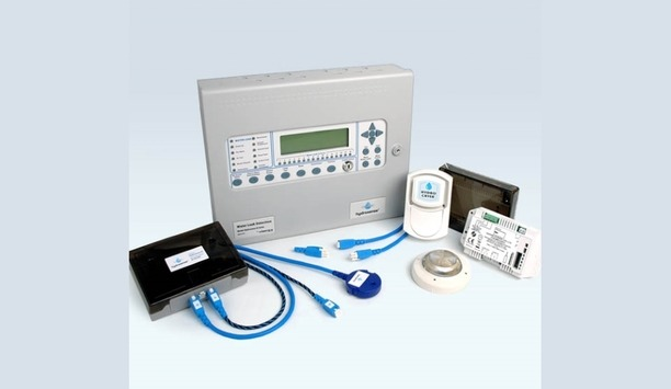 Vimpex Hydrosense system mitigates the risk of water damage by continuously monitoring water leaks