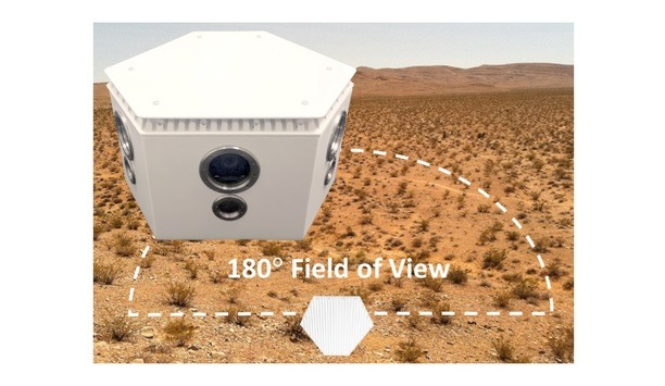 PureTech Systems introduces VisionViewTM 180 Camera for outdoor perimeter security