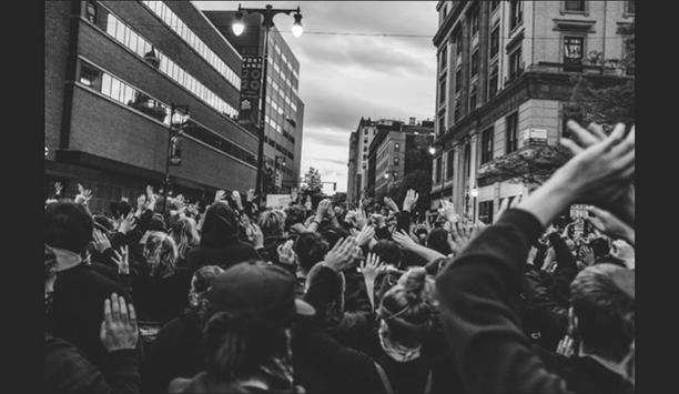 Vismo App helps protect employees of organisations in the recent protests in Portland, Oregon and other global locations