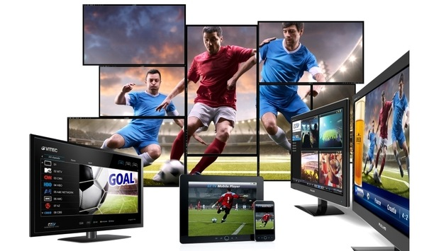 VITEC to showcase capabilities of its EZ TV IPTV and Digital Signage platform at ISE 2019