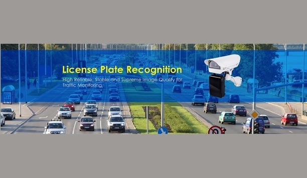 VIVOTEK announces release of its first ever high-tech IB9387-LPR License Plate Recognition Camera