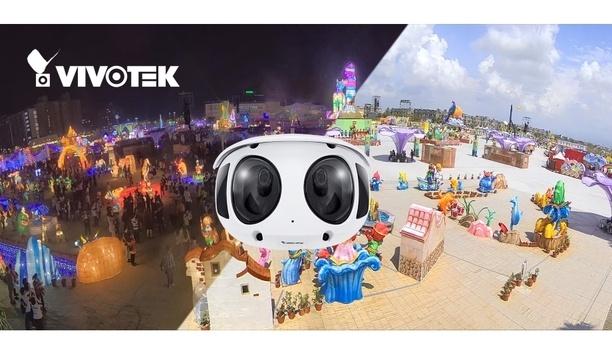 VIVOTEK launches MS9390-HV multi-sensor panoramic network camera