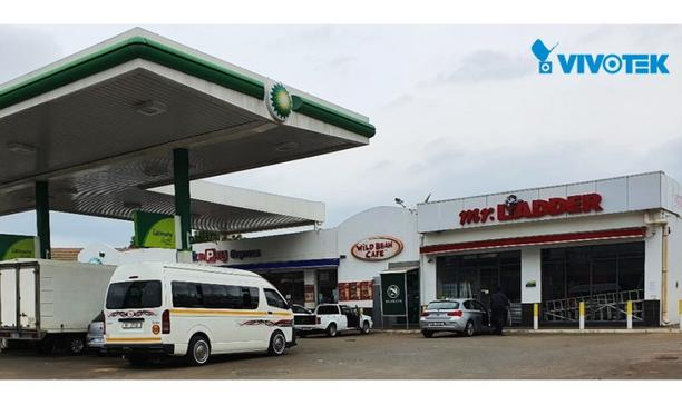 VIVOTEK upgrades security at South Africa's BP Manor Garage Gas Station