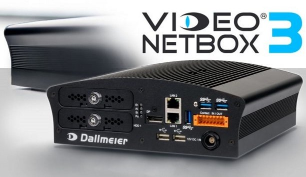 Dallmeier presents VideoNetBox 3 plug-and-play video security solution for small and medium-sized businesses