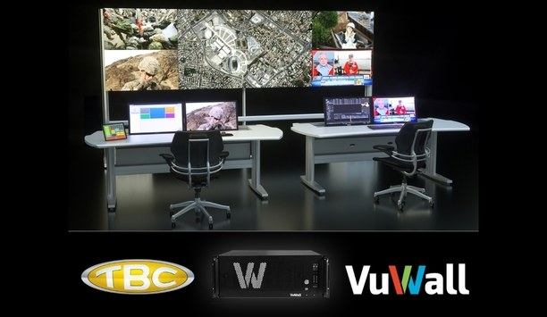 VuWall Partners With TBC Consoles To Provide Customers With An Affordable And Efficient Control Room Kit