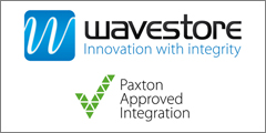 Wavestore Open Platform VMS Integrates With Paxton Net2 Access Control System