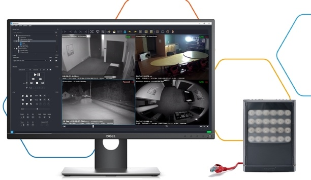 Wavestore announces successful integration of its VMS suite with Raytec's lighting solutions