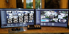 WavestoreUSA P4 video management and storage solution helps upgrade security system at luxury seaside high rise in Florida