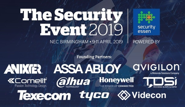 WBE announces names of its founding partners for The Security Event 2019