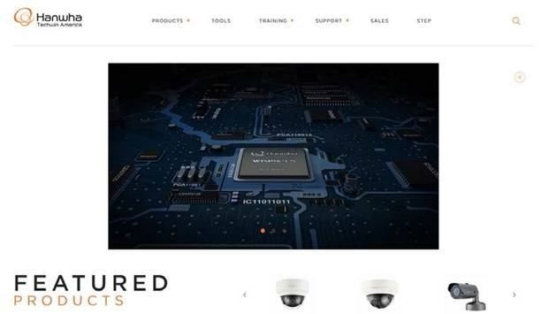 Hanwha Techwin America Launches Website For Simplifying Surveillance Product Search