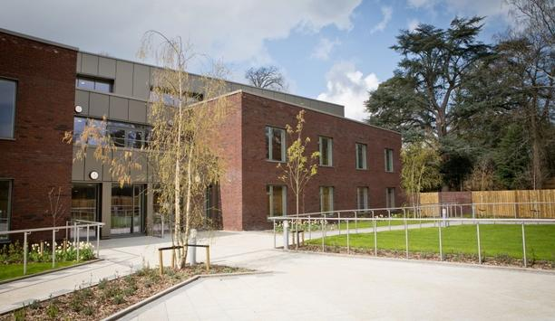 West London Security Secures Anita Dorfman House With Access Control System From Paxton