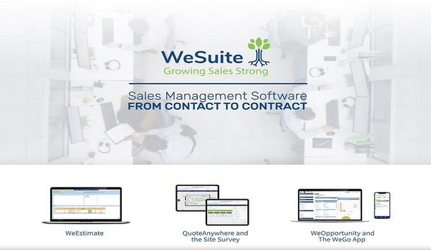 WeSuite helps clients grow sales strong with new website and brand refresh