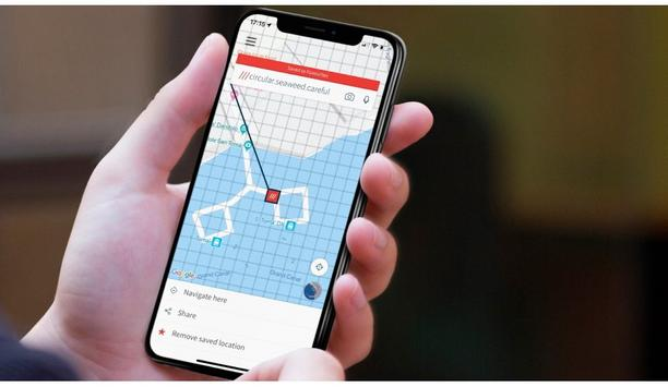 what3words Location Tracking App Deployed By The Movie Lot Services Management Company To Manage Their Security Operations