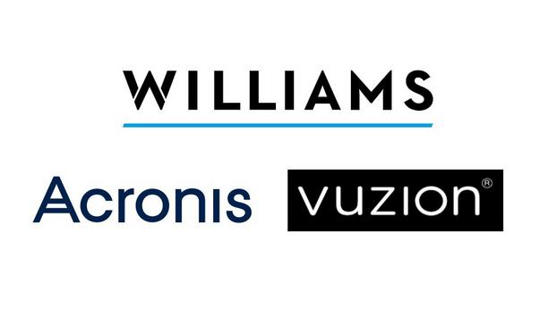 Williams Racing welcomes Vuzion as Acronis #CyberFit Delivery Partner