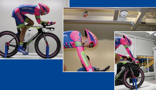 Newton wind tunnel project integrates data and video with MOBOTIX IP cameras