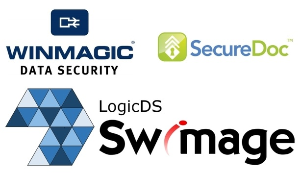 WinMagic SecureDoc key management service integrates with LogicDS SWIMAGE OS migration solution