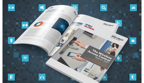 IFSEC Global, ASSA ABLOY Opening Solutions and Omdia release wireless access control report about trends and technologies to watch in 2021