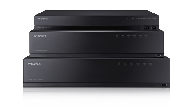 Hanwha Techwin's Wisenet Pentabrid Video Recorders Simplify Analog To IP Migration