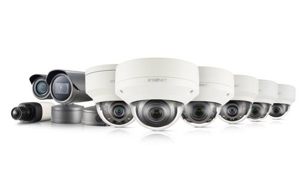 Hanwha upgrades Wisenet X H.265 camera series with improved Wide Dynamic Range and motorized varifocal Low Light lens