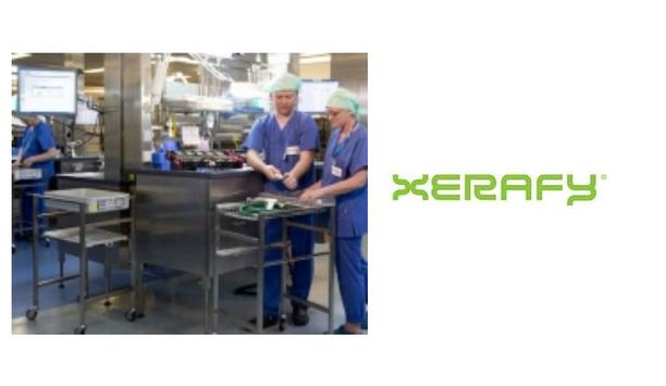 Xerafy enhances RFID solutions to trace surgical instruments used in Charité CFM Facility Management