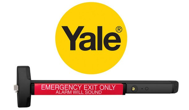 Yale Commercial Showcases 6100A Series Emergency Exit Device At NRF Protect 2017