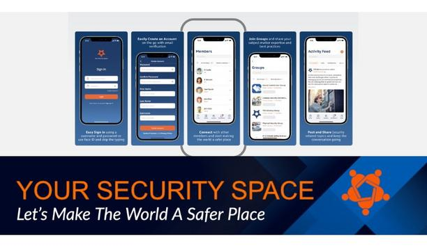 Your Security Space launches app for Apple IOS and Android devices for easy access to the networking platform