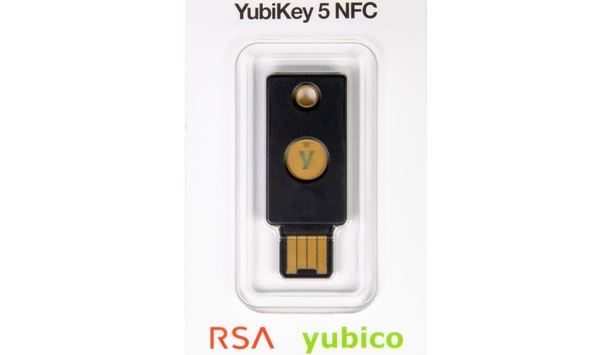 RSA And Yubico Partner To Launch FIDO2-enabled YubiKey For RSA SecurID Access