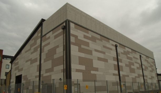 Zaun's Rapid Deployable System Fencing Secures London's Electrical Installation Project