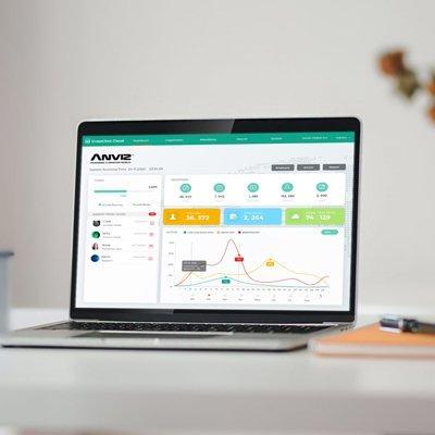 Anviz New Cloud-based Time Management