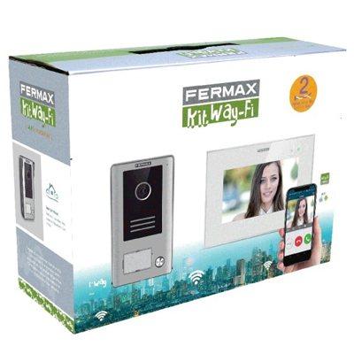 """Fermax 1431 1/W VIDEO WAY-FI 7"""" KIT"""
