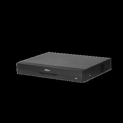 Dahua Technology XVR5108HE-I3 8 Channel Penta-brid 5M-N/1080P Mini 1U 1HDD WizSense Digital Video Recorders.