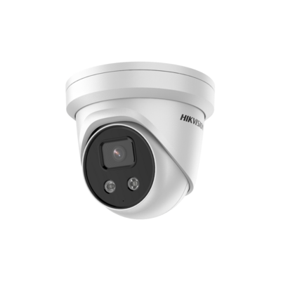 Hikvision DS-2CD2346G2-I 4 MP AcuSense Fixed Turret Network Camera
