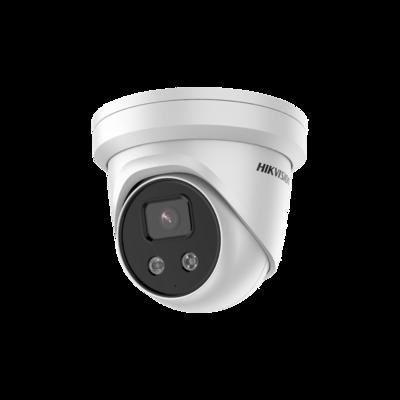 Hikvision DS-2CD2326G2-IU 2 MP AcuSense Fixed Turret Network Camera