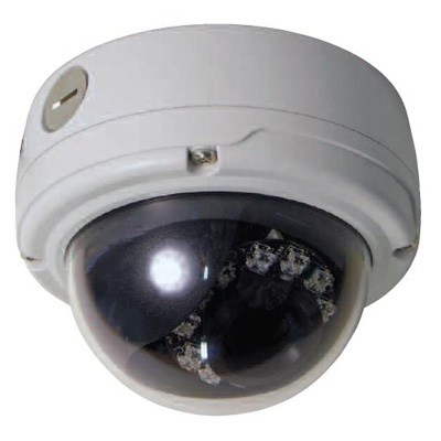 360 Vision AV-EVC-49CMP dome camera with 1/3 inch chip
