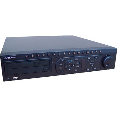 360 Vision Avalon H 16 Channel 16-channel high performance digital video recorder