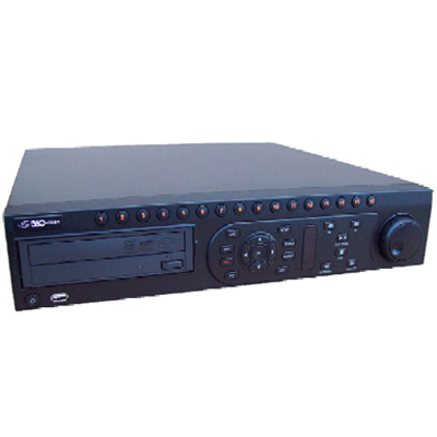 360 Vision Avalon H 8 Channel 8-channel high performance digital video recorder