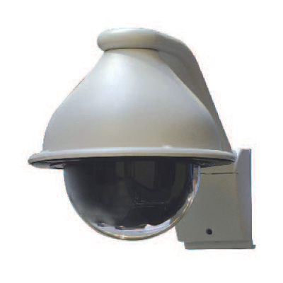 360 Vision External VisionIPDome - 18x Col/Mono External IP dome camera with 1/4 inch chip