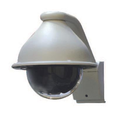 360 Vision External VisionIPDome- 36x Col/Mono External IP dome camera